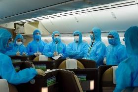 vietnam sent 220 europeans back home by boeing 787 9 dreamliner