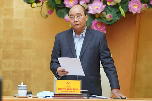 vietnam pm emphasized the supreme goal in the covid 19 combat