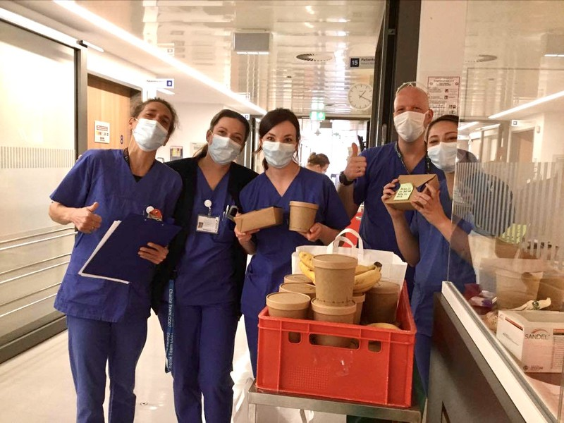 thousands of covid 19 masks for local doctors in germany sewed by vietnamese