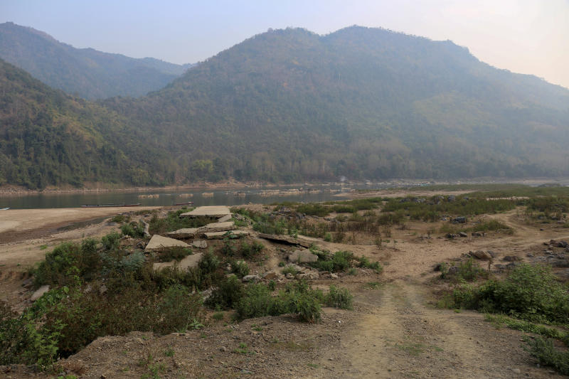 mekong river groups urge china should have had a sense of international responsibility after dam report