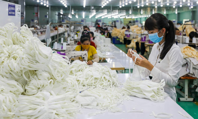 mask export restrictions lifted for export promotion
