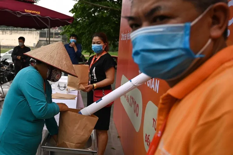 international press vietnam poised to be big post pandemic winner