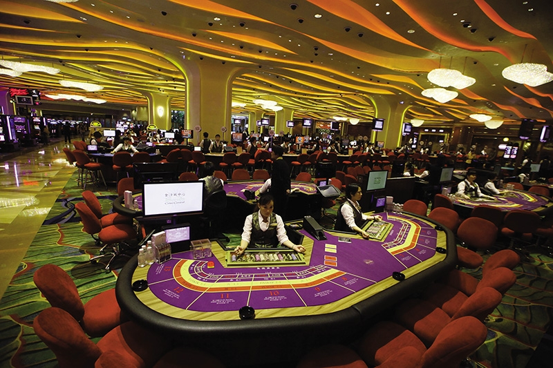 vietnams casinos expected prosperity but reported q1 big losses due to coronavirus