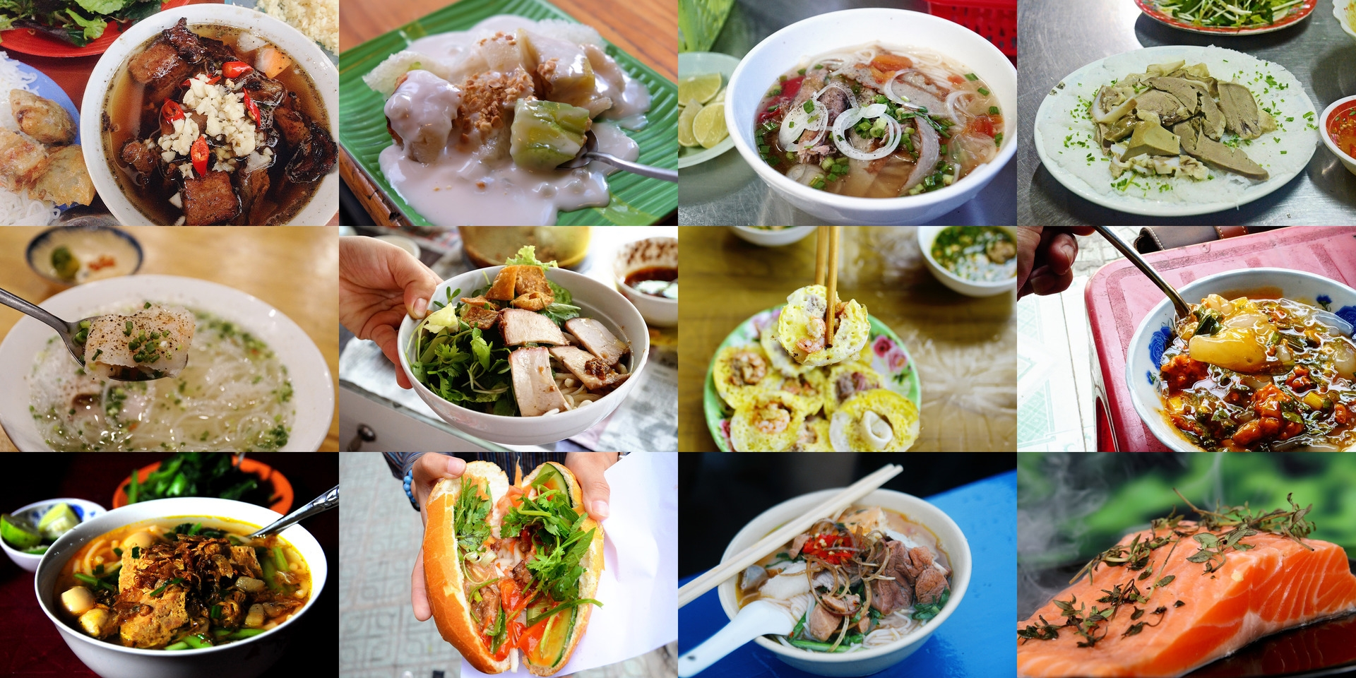 check out first ever vietnam food travel map project