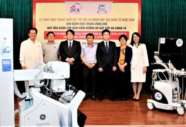 JICA supports to improve medical service in Vietnam