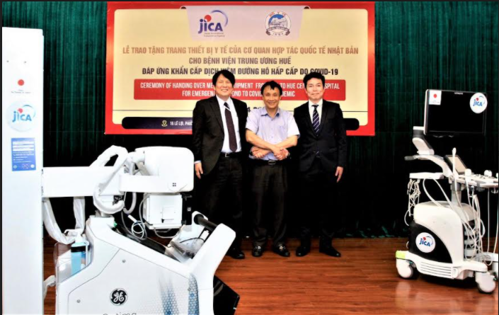 JICA supports to improve medical service in Vietnam's central region