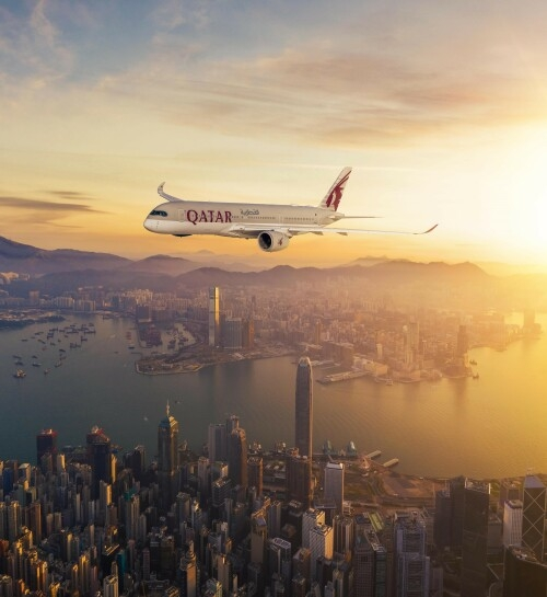Qatar Airways Launches Ferry Transfer Service from Shenzhen Shekou to Hong Kong International Airport