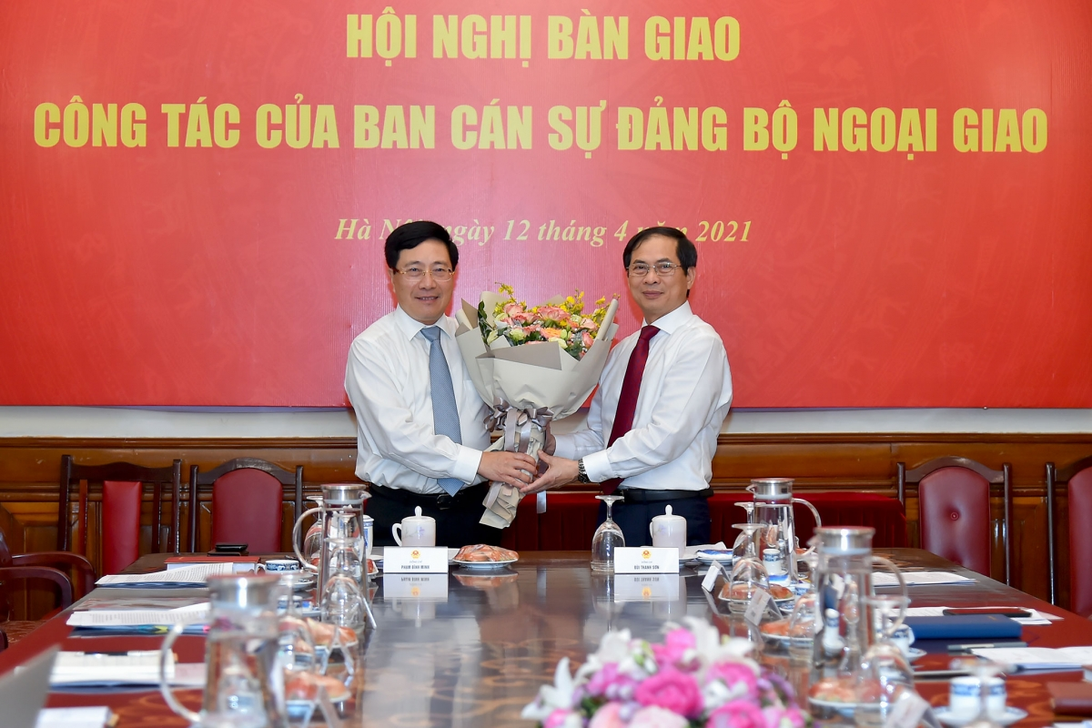 New Vietnamese Foreign Minister highlights four priorities for next five years