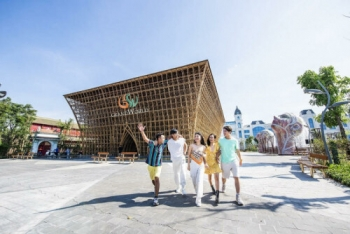 Phu Quoc United Center - Vingroup's super tourism-resort-entertainment complex officially launched