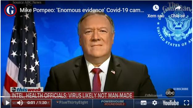 china lied a bout coronavirus origin