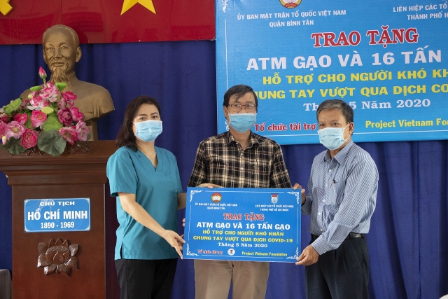 vietnam rice atm goes beyond borders to 10 southeast asian countries