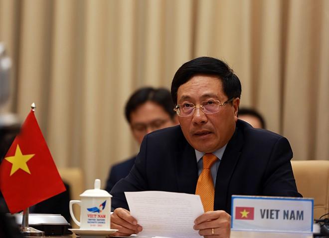 Deputy PM attends UNSC video meeting celebrating World War II's ending
