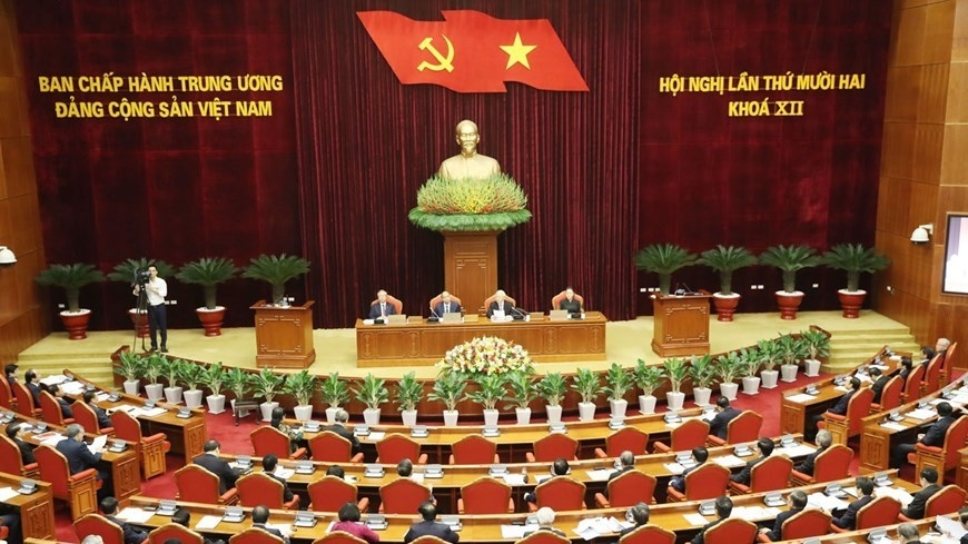 Vietnam Party Central Committee convenes 12th plenum discussing key personnel for next tenure