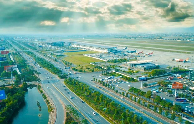 Noi Bai international airport in Hanoi among world's top 100 for fifth consecutive year