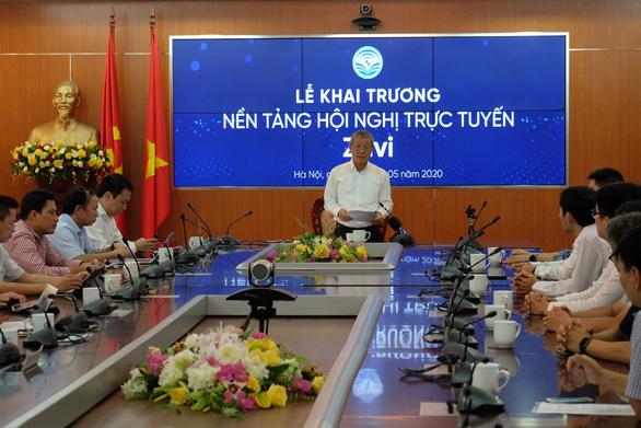 Vietnam's first online meeting platform Zavi launched