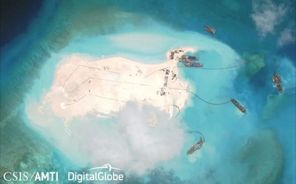 China's illegal activities in the Bien Dong Sea: How is it dangerous and should be vigilant?