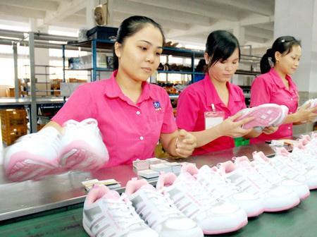 Vietnam's footwear exports to U.S. market increase by 10% in Q1