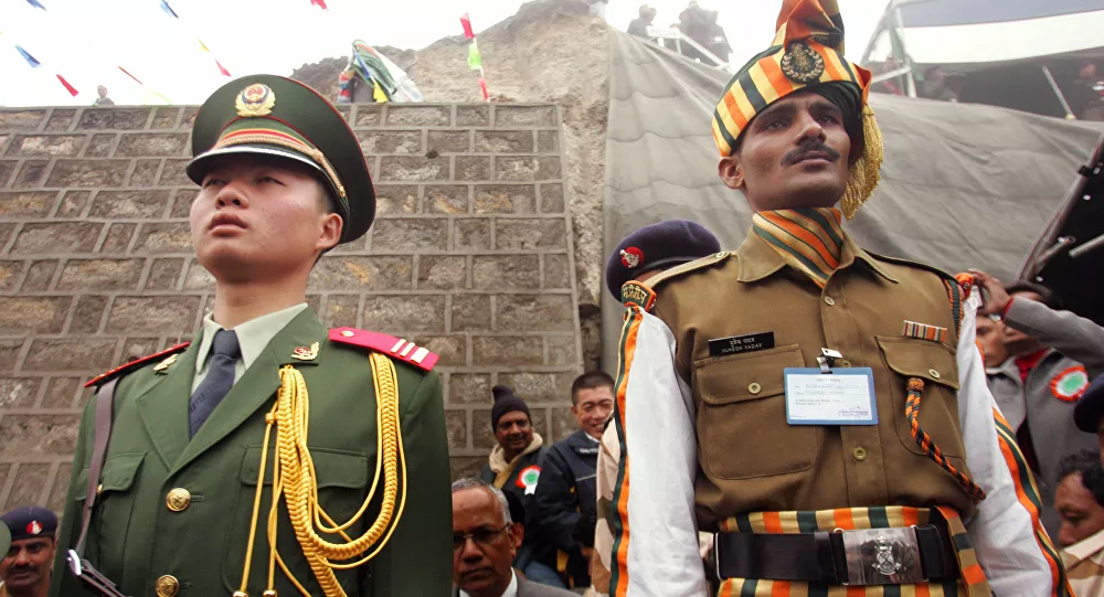 china and indias border disputes threat to escalate conflicts through asia