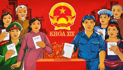 Vietnam National General Election on May 23rd, 2021