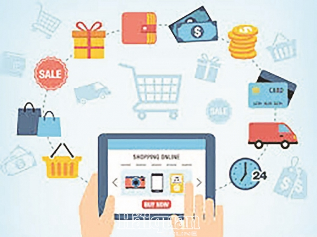 Vietnam developing policies to manage import-export goods via booming e-commerce