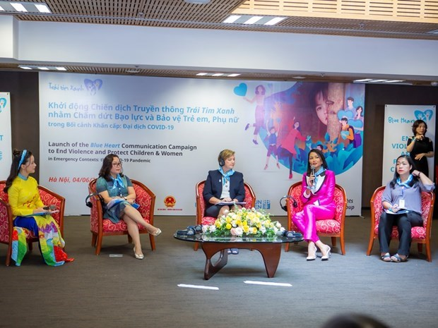 campaign launched to eliminate violence against children and women