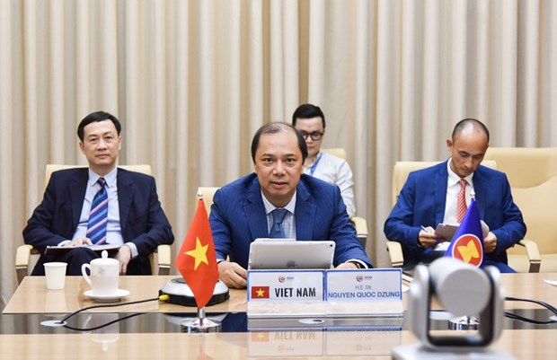 vietnam attended asean dialogue of promoting unity and sustainable development