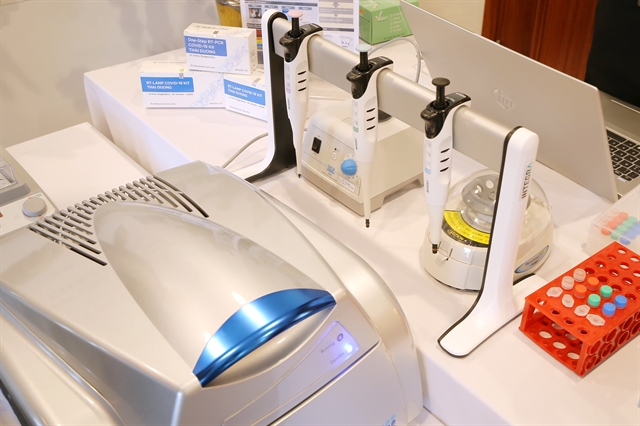 two more made in vietnam sars cov 2 test kits created with international standards