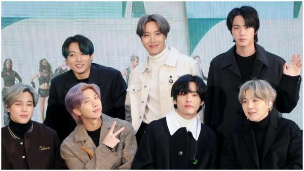 korean hot pop band bts and big hit entertainment donate 1 million to black lives matter movement