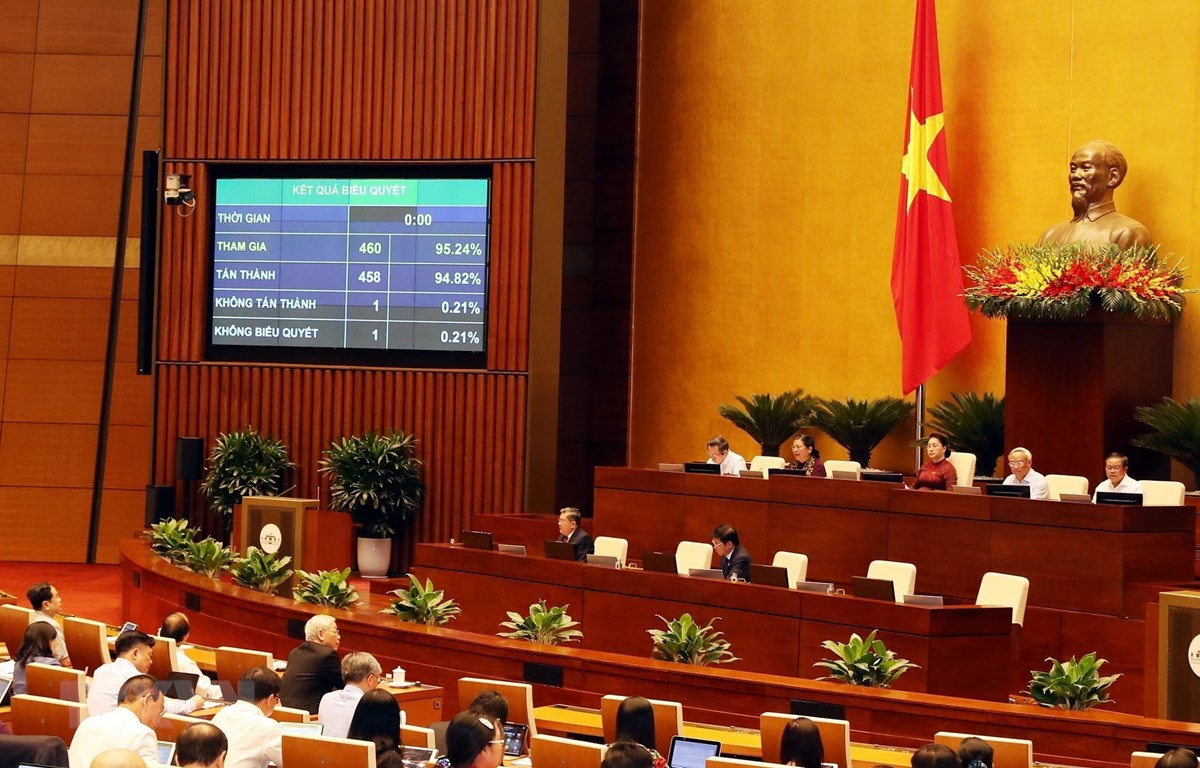 vietnam commits to abolition of forced labor after consideration