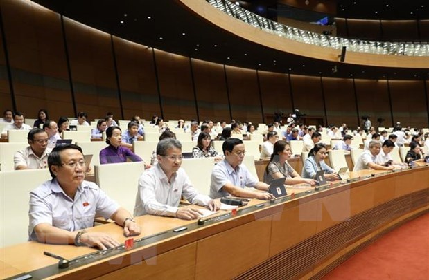 Resolution on NA supervision program for 2021 get passed