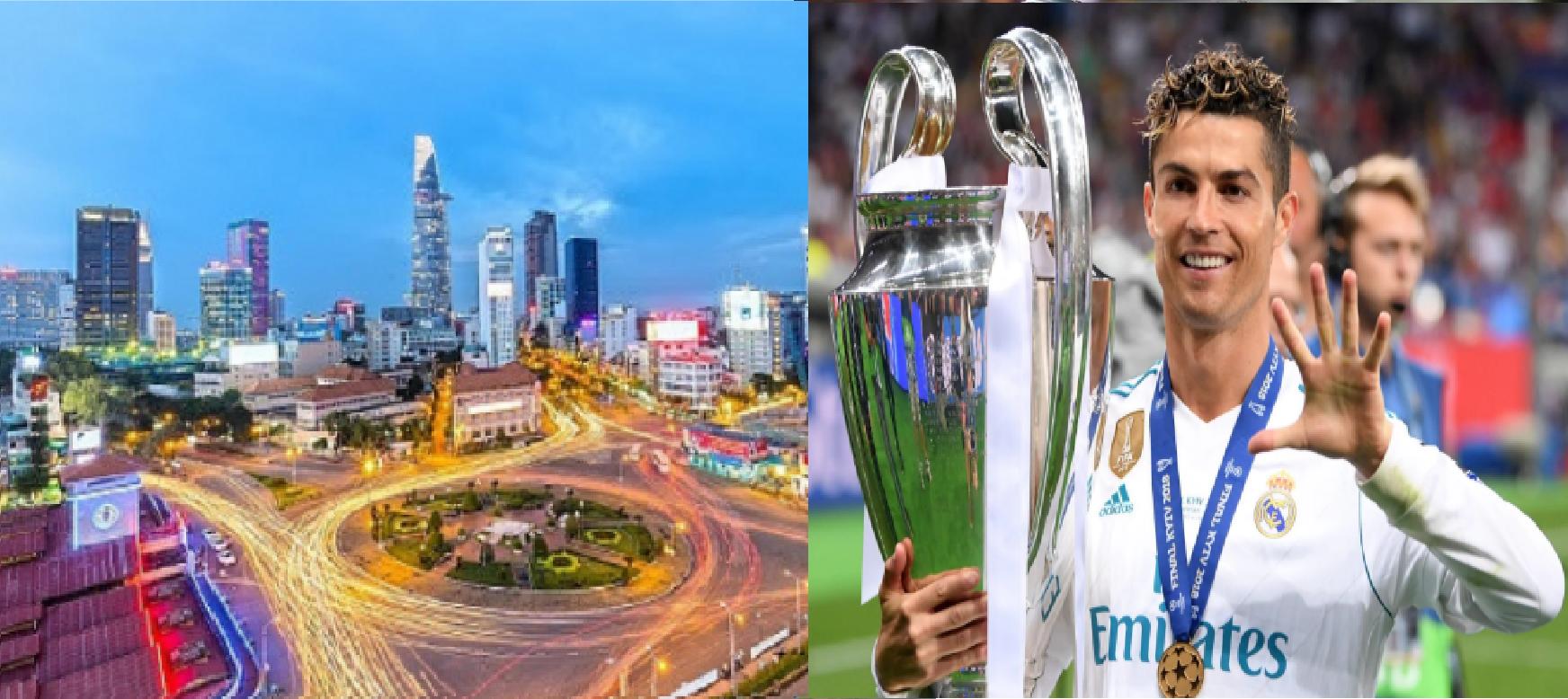 cristiano ronaldo vietnam is developing its economy like his football playing