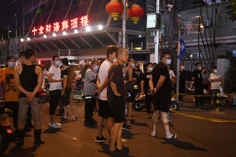 Beijing China has new cases of coronavirus