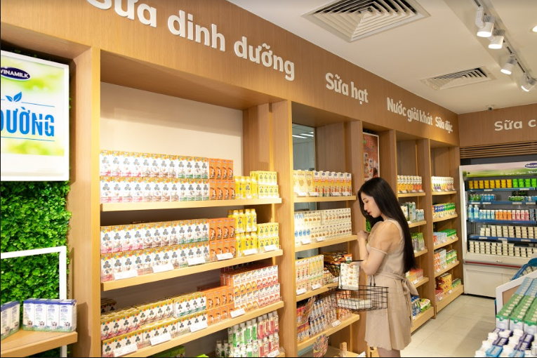 Vinamilk successfully signs a $1,2 mil export contract for high-level nut milk to Korea market