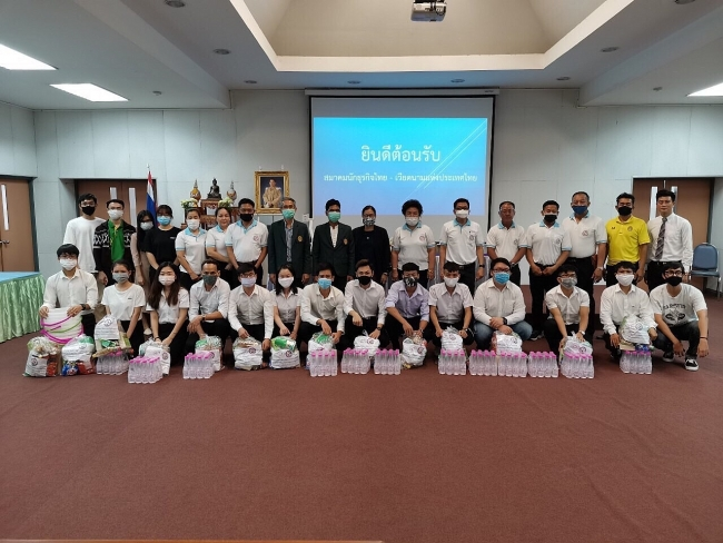 business association of thai vietnam supports community to overcome the covid 19s consequences