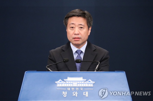 south korea declares not to tolerate the norths any more