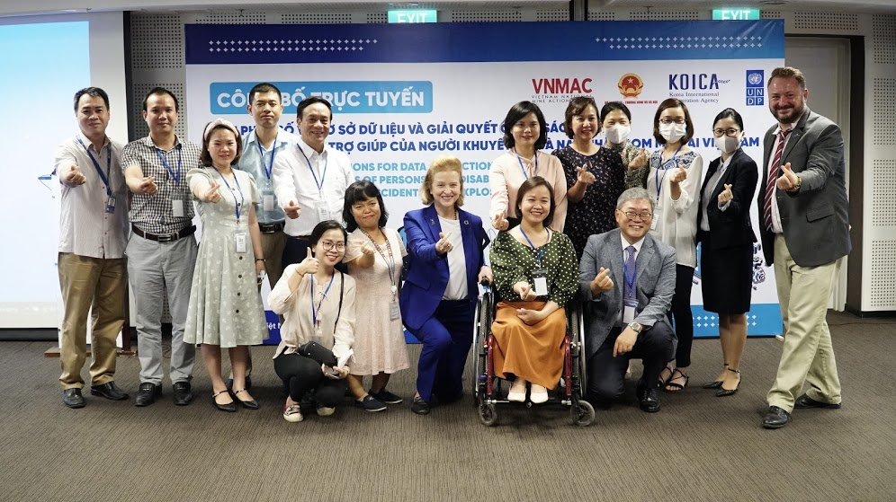 Digital solutions in Viet Nam for people with disabilities and war casualties