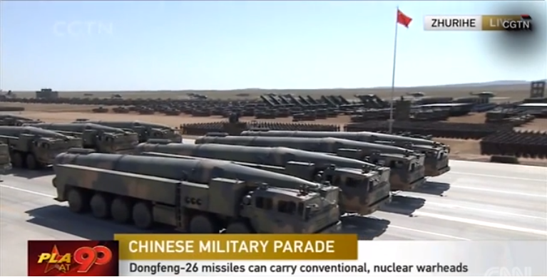 us and chinas confrontation with new cost to pay
