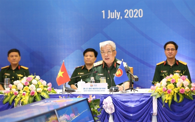 aseans defence security collaboration to be prioritised