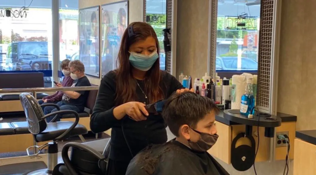 Vietnamese American-owned salons struggling to survive amidst COVID-19