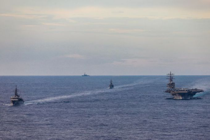 australia continues to support freedom of navigation in the south china sea