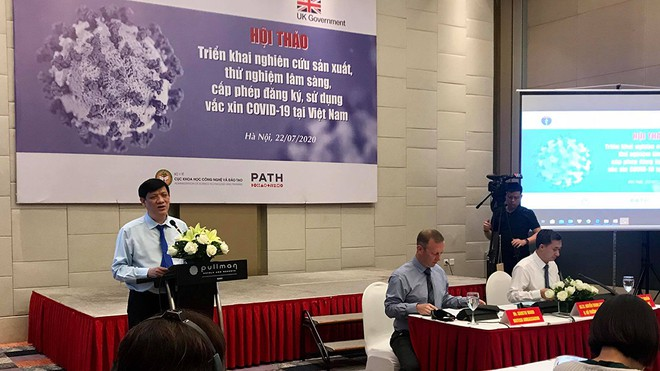 covid 19 vaccines production and licensing are sped up in vietnam