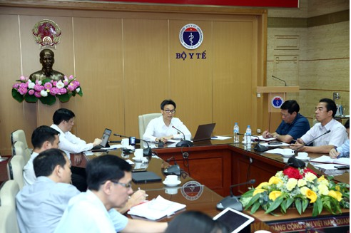 vietnam deputy pm said the covid 19 fight not to end yet