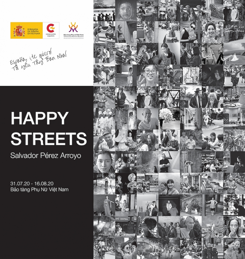 happy streets the photo exhibition by famous spanish architect in vietnam on july 31