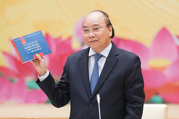 prime minister vietnam always nurtures itself a strong desire