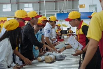 DHL and SOS Children's Villages celebrate ten years of partnership in Vietnam