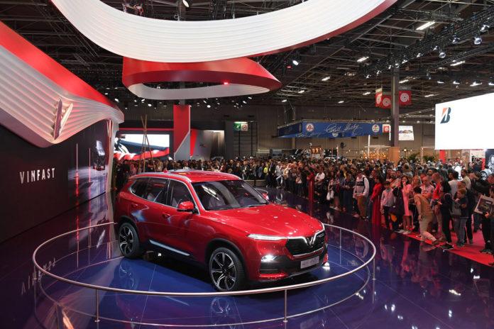 VINFAST PLANS TO GO GLOBAL CAR NEWS
