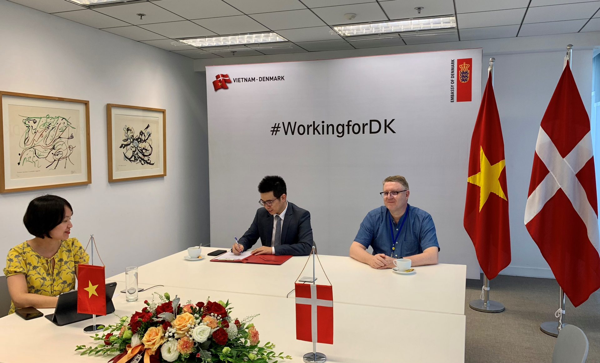 Vietnam-Denmark Offshore Wind Power Project Ready to Commence Its Geological Survey