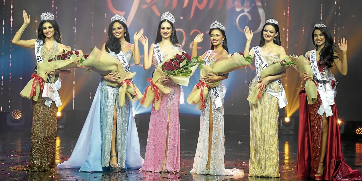 The queens swear to do their best in raising the country's flag on international stage  Read more: https://lifestyle.inquirer.net/386021/binibining-pilipinas-pageant-winners-talk-of-fate-coincidences/#ixzz71P6CE4oK Follow us: @inquirerdotnet on Twitter   inquirerdotnet on Facebook