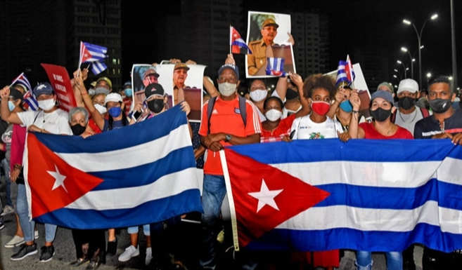 VUFO and Vietnam-Cuba Friendship Association Send Message of Solidarity to Cuban People