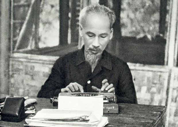 President Ho Chi Minh. (Photo: VNA)